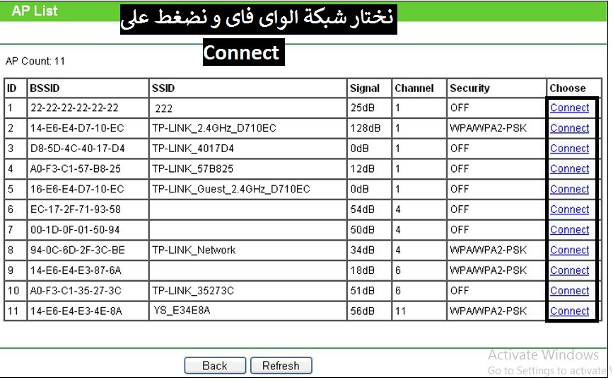 TP LINK Access Point  كل شئ عن 1