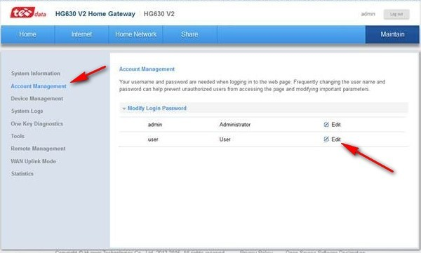 How To Change Router Password 3