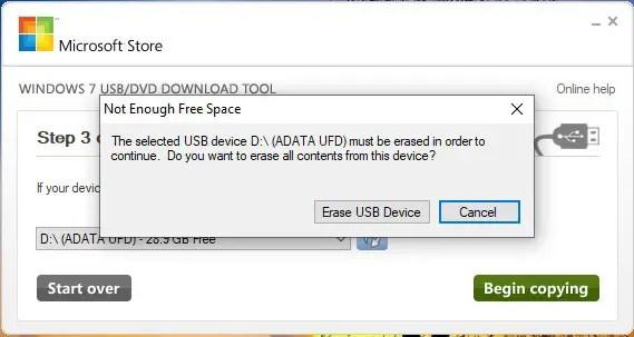 برنامج حرق نسخة الويندوز مجانا 11
