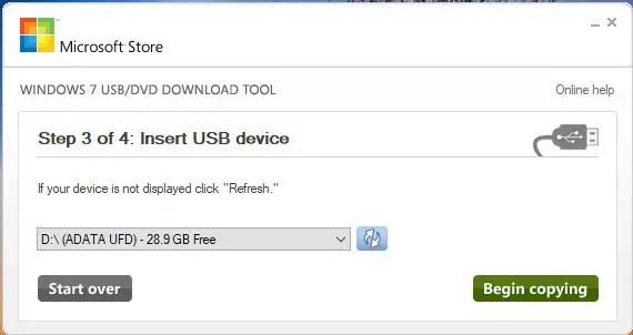 برنامج حرق نسخة الويندوز مجانا 10