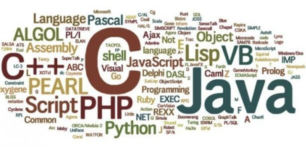 الفرق بين لغات البرمجة النصية والترميز والبرمجة 1