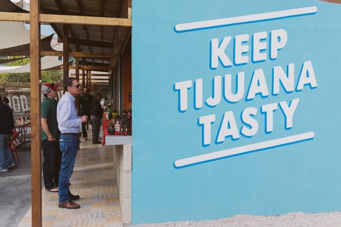 Tijuana Food Garden