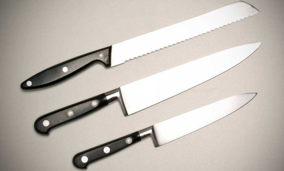 knives kitchen cabinets cheap stainless steel 3 indispensable for completing every task with ease