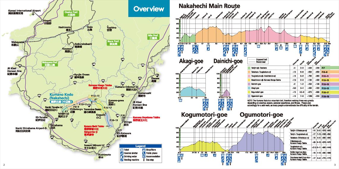 Nakahechi-Route-Overview