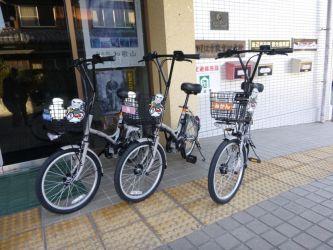 田辺市観光センター 電動アシストレンタサイクル