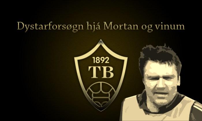 Mortan og Janus Kjærbo