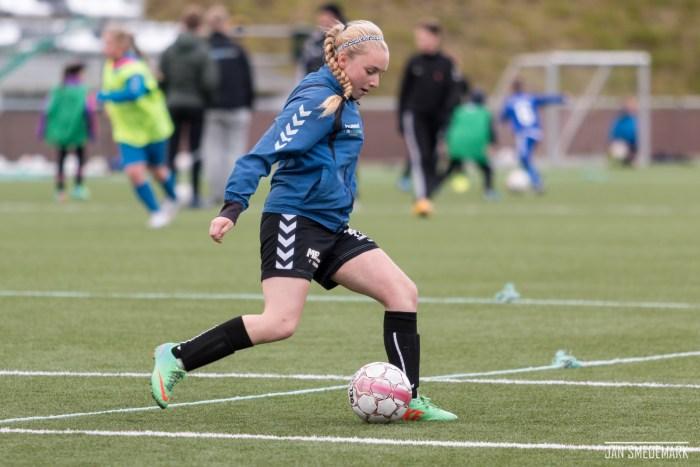 SB-leikari á U19 hjá kvinnum