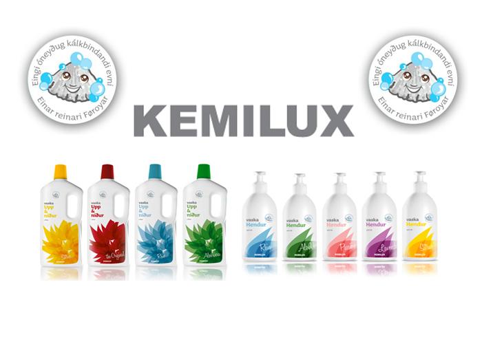 Kemilux stuðlar Tvøroyrar Bóltfelag