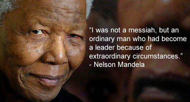 Nelson Mandela Quotes – TBAE Team Building Blog