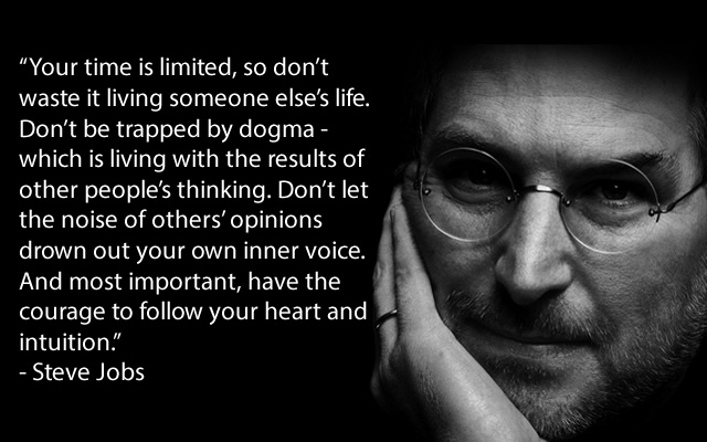 Great Steve Jobs Team Building Quotes