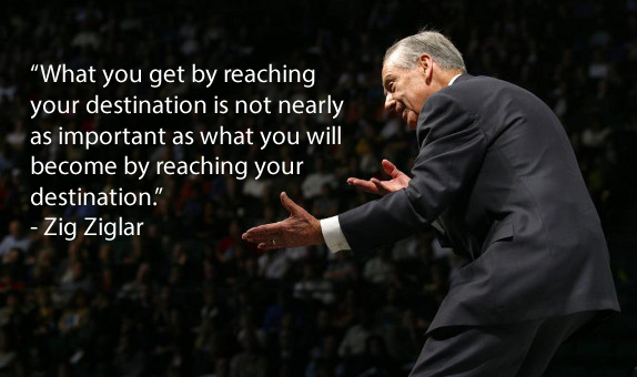 Zig Ziglar Team Building Quotes