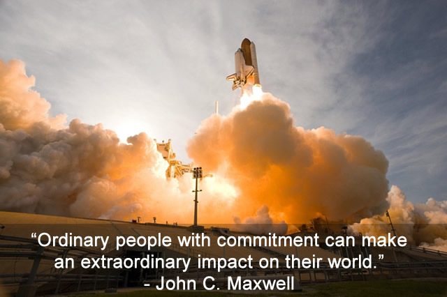 The Importance of Commitment in Teamwork