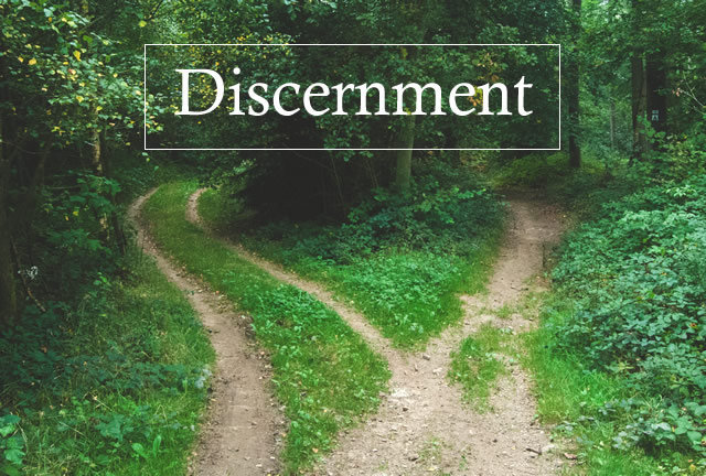 The Importance of Discernment for Team Leaders