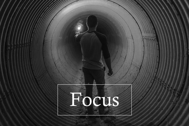 The Importance of Focus for Team Leaders