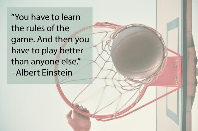 Team Building Quotes From Albert Einstein