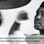 Team Building Quotes From Mohammad Ali