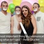 Paraverbal Communication Skills for Team Leaders