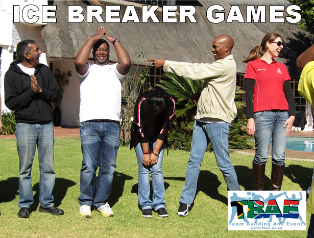 Ice Breaker Games