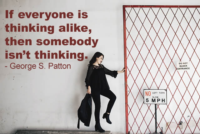 Team Building Quotes From George S. Patton