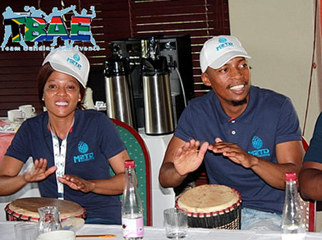 Drumming Team Building Activities in Johannesburg