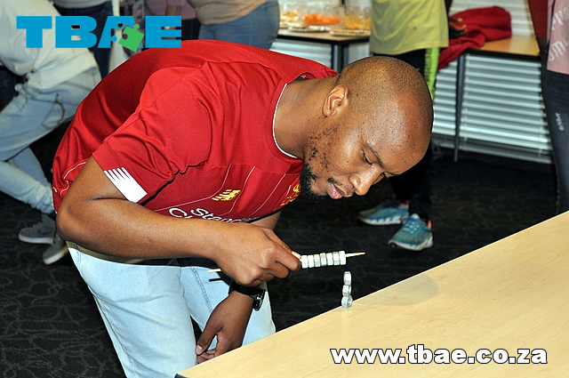 Minute Win It Team Building Games in Johannesburg