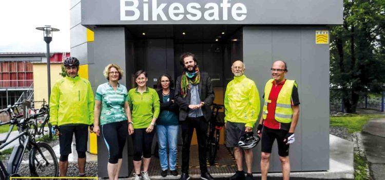 Bericht: Radtour zur fahrradfreundlichsten Kommune BW