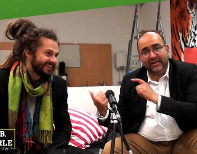 FB-Clip: Warum grüne Außenpolitik? || Omid Nouripour
