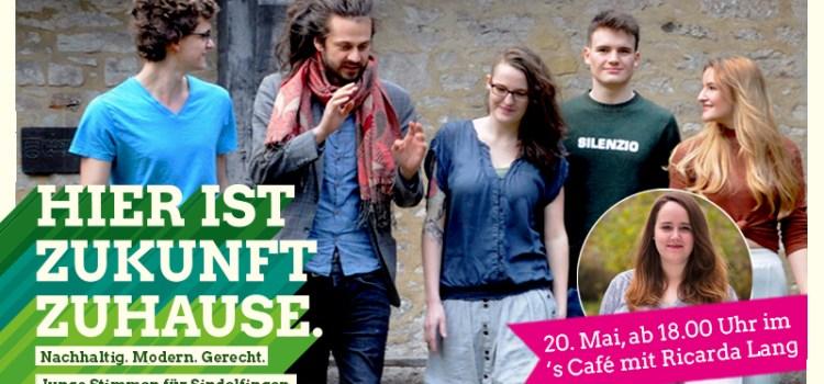 Ricarda Lang in Sindelfingen – Junge, grüne Stimmen für Sindelfingen & Europa
