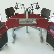 SmartTrac Radio Console