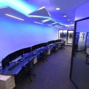 SmartTrac Linear Control Room