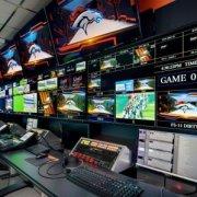 Broncos Control Room (c) 2017 Inckx Photography