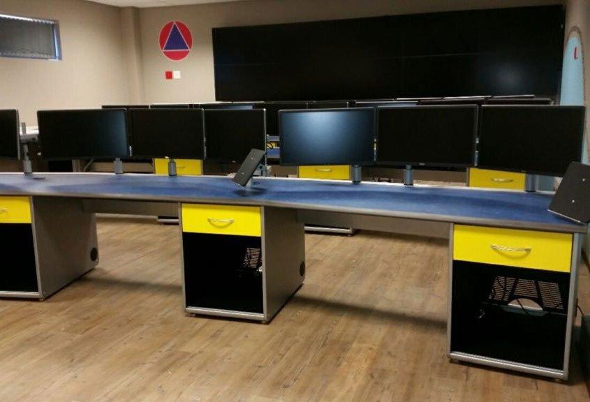 SmartTrac CPU-base Linked Technical Furniture