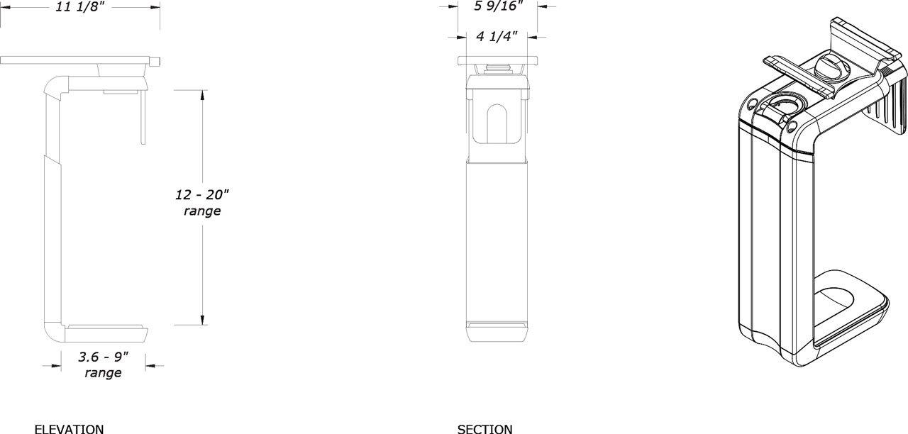 AC-CPU600 Specs