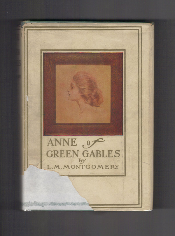 ANNE OF GREEN GABLES  Lucy Maud MONTGOMERY  Early Reprint