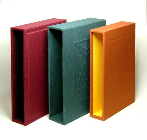 YOUR BOOK TITLE Custom Slipcase Your Author 1st Edition