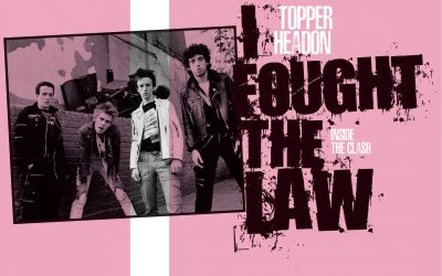 Topper Headon: I fought the law
