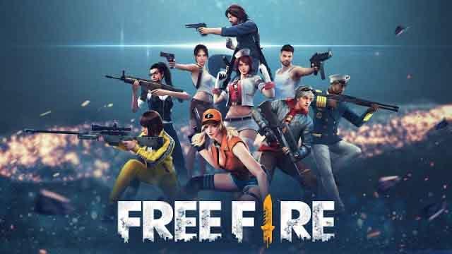 لعبة free Fire