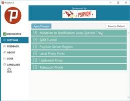 تحميل برنامج Psiphon اخر اصدار
