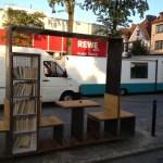 Jetzt auch ein offener Bücherschrank in Bremen