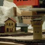 Stellprobe am Bahnhof in Waldesruh (II)