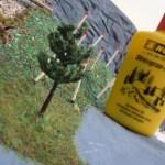 Begrasung der Streuobstwiese von Förster Grünrock