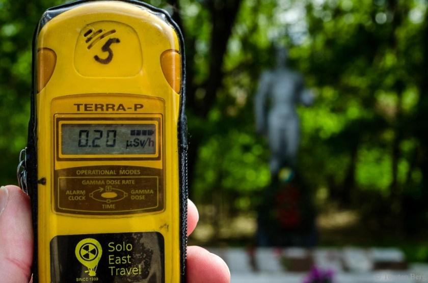Tschernobyl - Mahnmal für die Menschheit