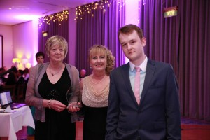 From left to right: Jane Whatley, P&B Weir, Dee Temple-Multon, Inspire and Jack Godby, P&B Weir.