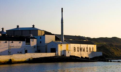Bowmore Brennerei