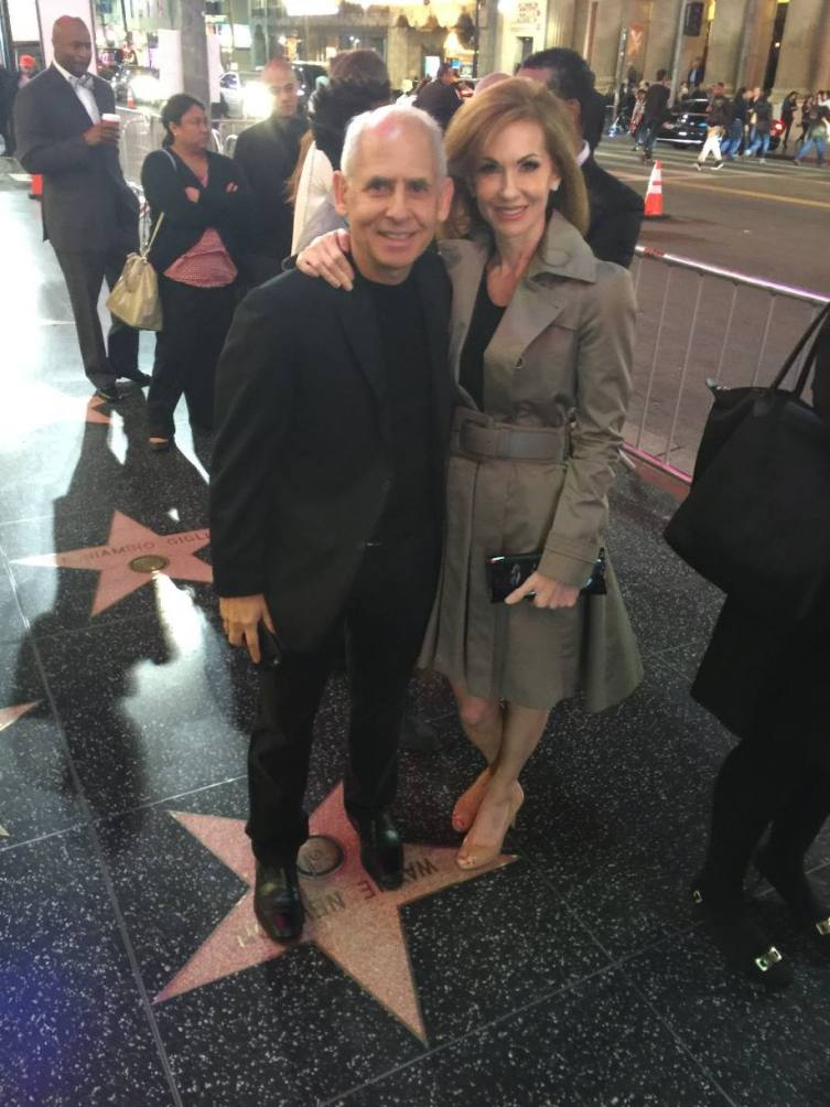 """Bumped into colleagues, healthy brain living pioneers and warriors, Dr. Daniel Amen and Tana. Both Neuro-Laser Foundation and Amen Clinics hopes """"Concussion"""" Movie gets people asking about the """"Untold Story"""" -- treatments and prevention measures available now."""
