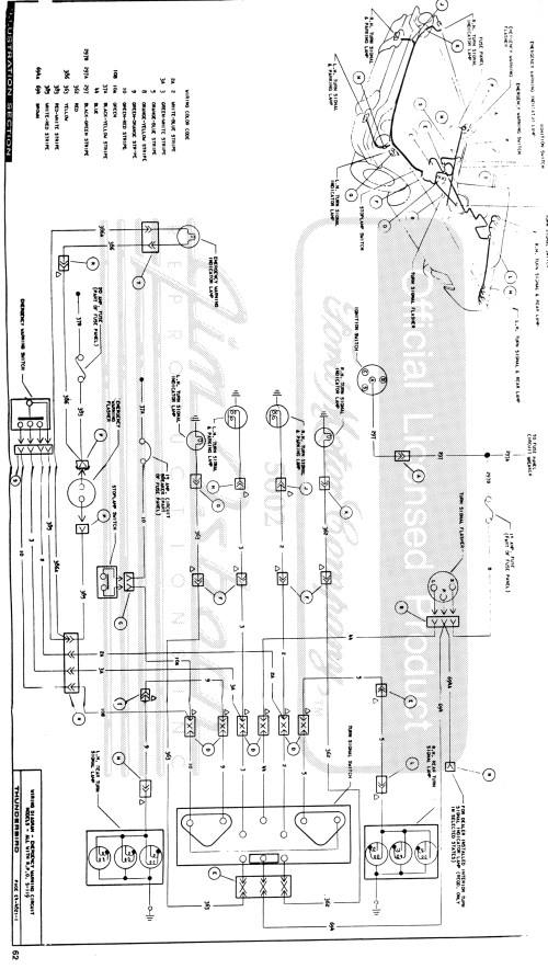 small resolution of 1964 signal light electrical diagram