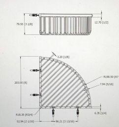 samuel heath deep extra large corner shower basket additional 3 [ 1339 x 750 Pixel ]