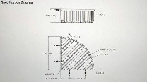 small resolution of  samuel heath deep extra large corner shower basket additional 3