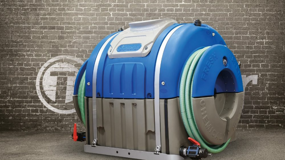Portable Toilet Service Tank vacuum tank