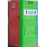 Custom Multi-Color Special Events Portable toilet